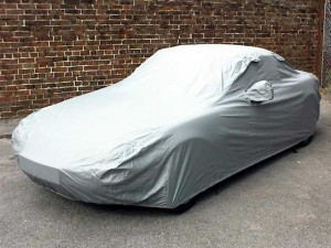 Kia - Voyager Lightweight Car Covers